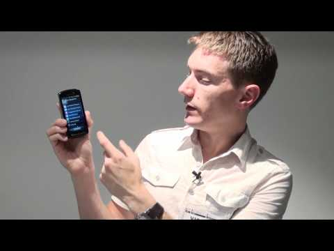 Sony Ericsson Xperia mini and mini pro - which first look review
