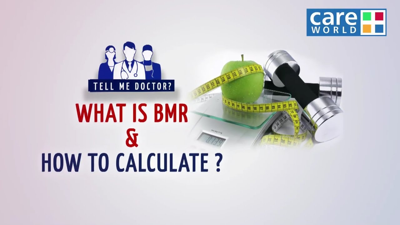 What Is Basal Metabolic Rate (bmr)? How To Calculate It?  Tehzeeb Lalani   Tell Me Doctor