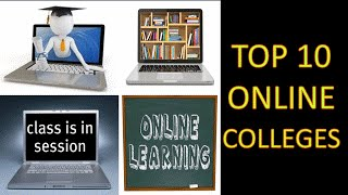 Top 10 online colleges | Top ranked online colleges