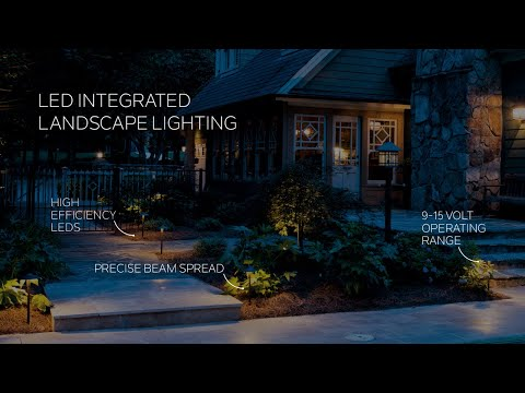 Outdoor Landscape Lighting – Hardscape, Path Lighting & Deck ... on