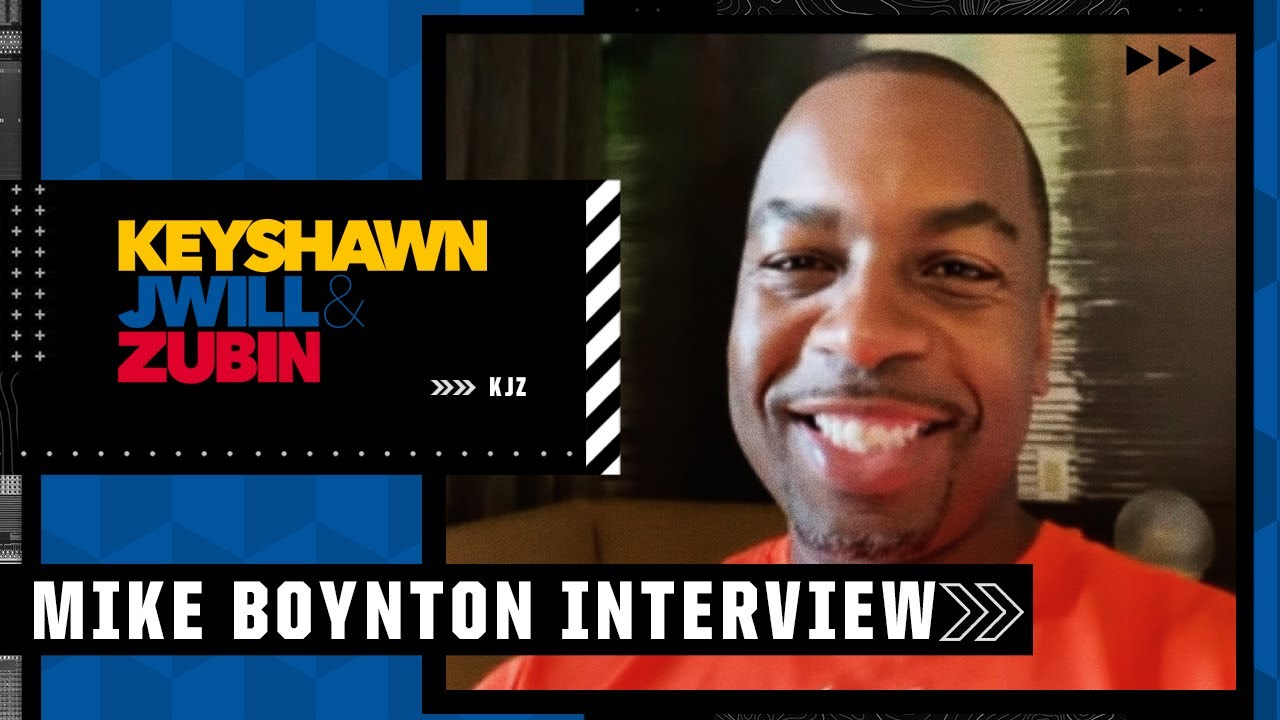 Cade Cunningham's Oklahoma State coach Mike Boynton explains why he should be drafted No. 1   KJZ