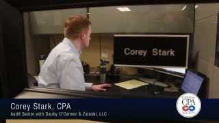 Day in the Life of a CPA: Corey Stark, CPA