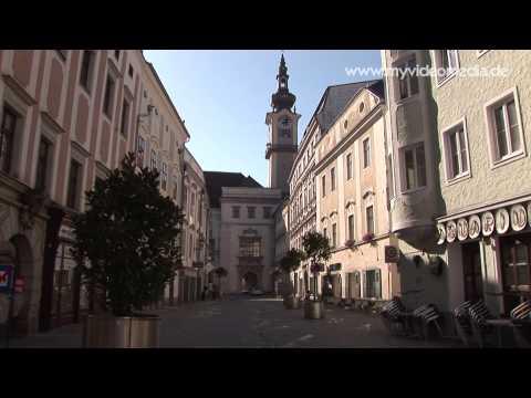 Linz, Altstadt - Austria HD Travel Channel