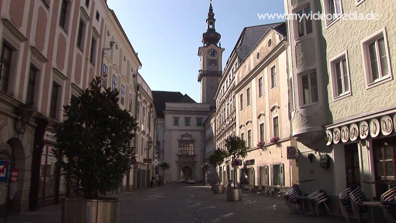 Linz, Altstadt - Austria HD Travel Channel - YouTube