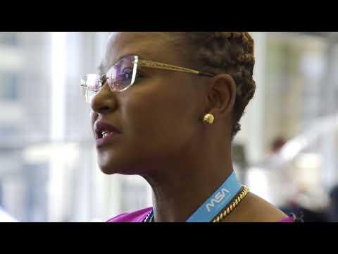 Day 3 Of The Mining Indaba 2018 With Dr. Nombasa Tsengwa