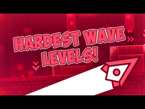 Geometry Dash | Top 5 Hardest Wave Levels
