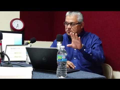ENTREVISTA DE RADIO - -AVIVAMIENTO EN LAREDO USA-6