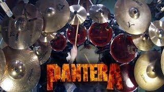 """Gambar cover Pantera - """"Fucking Hostile"""" - DRUMS"""