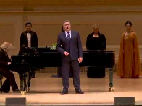Concours international de chant 2012
