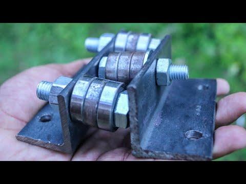 Unique idea ??? metal bender
