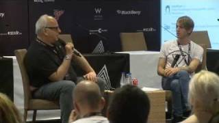 Daniel Miller & Richie Hawtin - IMS Ibiza 2011 - Keynote Interview