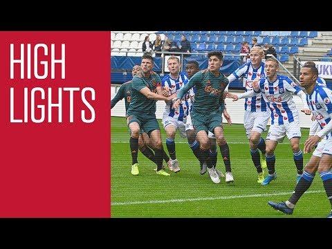 Highlights Sc Heerenveen - Ajax   Oefenduel