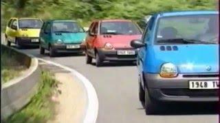 Renault Twingo I [Version 94] (Test - Essai - Reportage) FR 1994