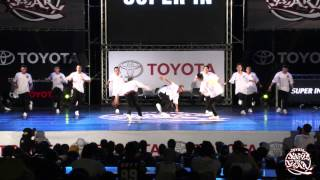 PRELIMINARY SHOWCASE 10 Super In | 2015 TOYOTA BOTY TAIWAN
