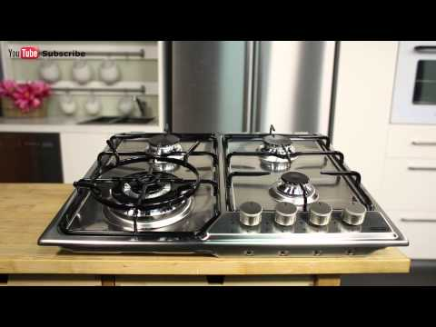 Delonghi Gas Cooktop DEGH60ST reviewed by product expert - Appliances Online
