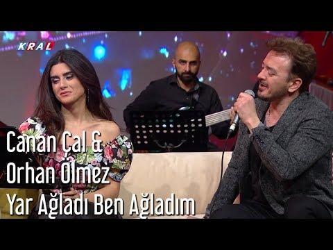 Orhan Ölmez ft. Canan Çal - Yar Ağladı Ben Ağladım   Mehmet'in Gezegeni