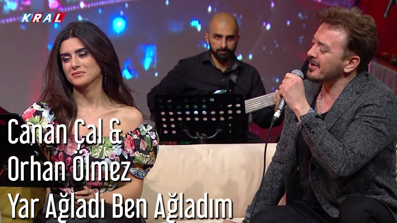 Orhan Ölmez ft. Canan Çal - Yar Ağladı Ben Ağladım | Mehmet'in Gezegeni