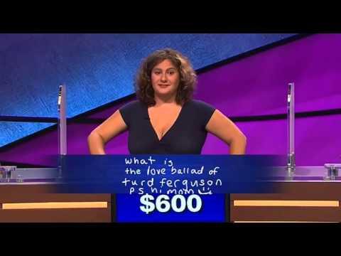 'Jeopardy!' Contestant Tricks Alex Trebek Into Saying Turd Ferguson