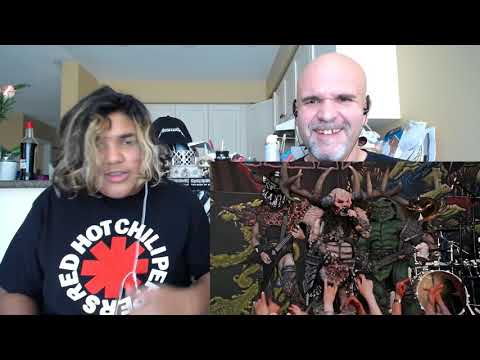 GWAR - F**k This Place [Reaction/Review]