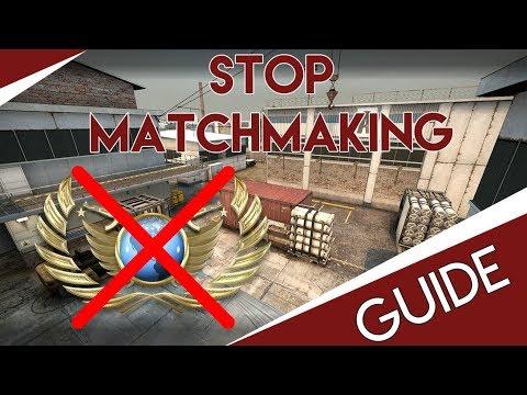 Le matchmaking CS gaan
