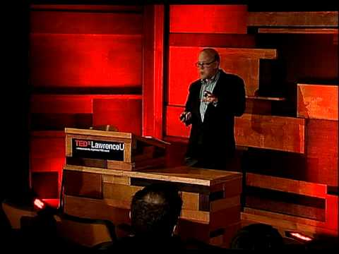 A Midsummer Night's Dreamliner, or Shakespeare Saves the 787: Rick Davis at TEDxLawrenceU