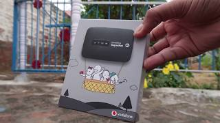 Vodafone Mobile Wifi Hotspot Unboxing in Hindi