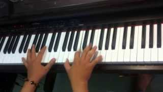Yesterday The Beatles đệm Piano