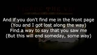 Pierce The Veil - Wonderless (Lyrics)