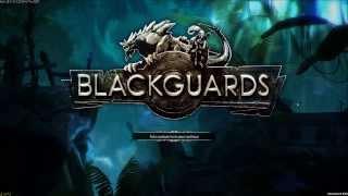 Primeros minutos de Blackguards para PC en Español - Gameplay y walkthrough, combates y personajes