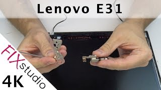 lenovo E31 - hinge replacement 4K
