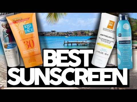 14 Best Sunscreens That Actually Work (LISTED)
