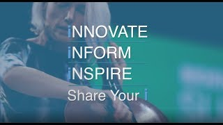 Innovate. Inform. Inspire.