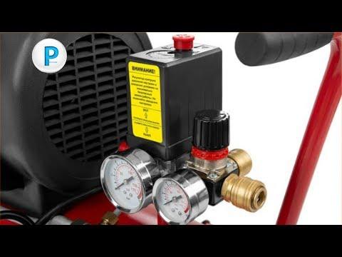 Как настроить реле давления на компрессоре