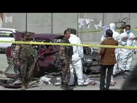Blast near U S  embassy in Kabul