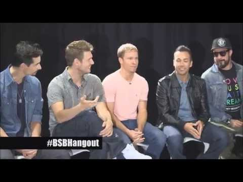 Backstreet Boys - Funny Moments