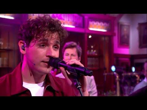 Nielson zingt zijn nieuwe hit 'Diamant' - RTL LATE NIGHT