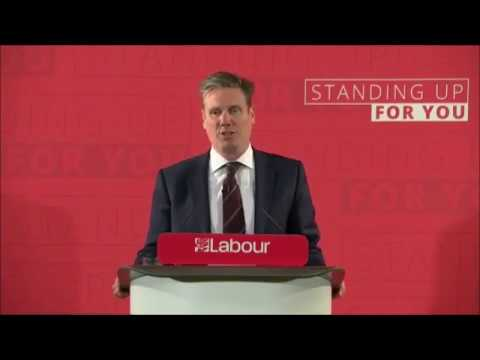 Keir Starmer reveals brexit plan: Rights for UK workers and EU citizens