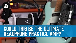 Fender Made a Headphone Amp for UNDER £90 and It Sounds EPIC! - Mustang Micro