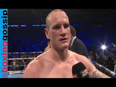 George Groves Vs Chris Eubank Jr - Full post fight reaction - Boxing analysis