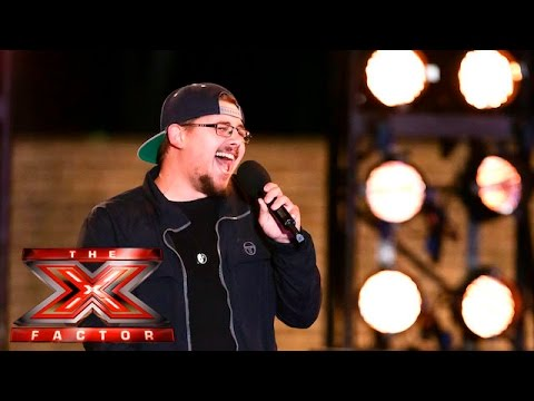Olly and Caroline fangirl over Ché! | Boot Camp | The X Factor UK 2015