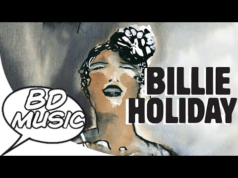 BD Music Presents Billie Holiday (Strange Fruit, My Man, Blue Moon & more songs)