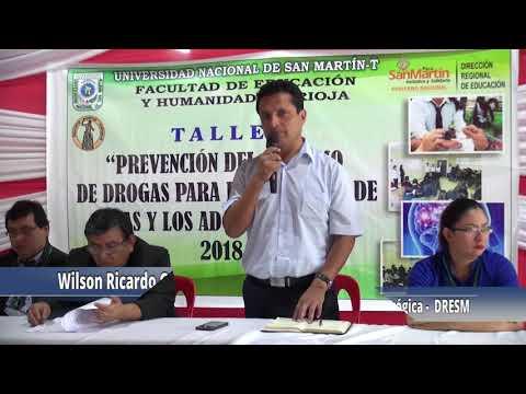 DEVIDA brinda capacitación a Docentes en temas de Prevención del Consumo de Drogas