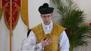 Bóg katolików nie jest bogiem żydów czy muzułmanów. Kazanie o Trójcy Świętej