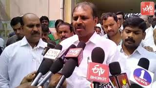 Hospital Inspection by AP Chief Whip Gadikota Srikanth Reddy at Rayichoti | YS Jagan