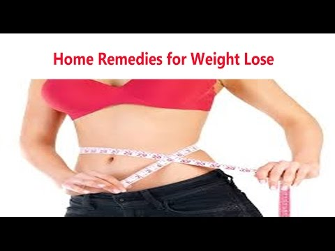 Home Remedies for Weight Loss (Hindi) |Tips To Lose Weight fast | How to lose belly fat naturally