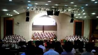Indonesia gospel song - Roh Kudus Hadir Di Sini