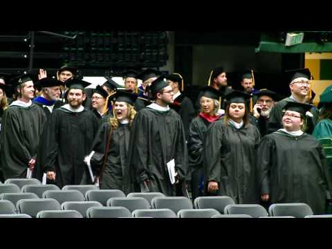 Colorado State University Graduate School Spring 2016 Commencement