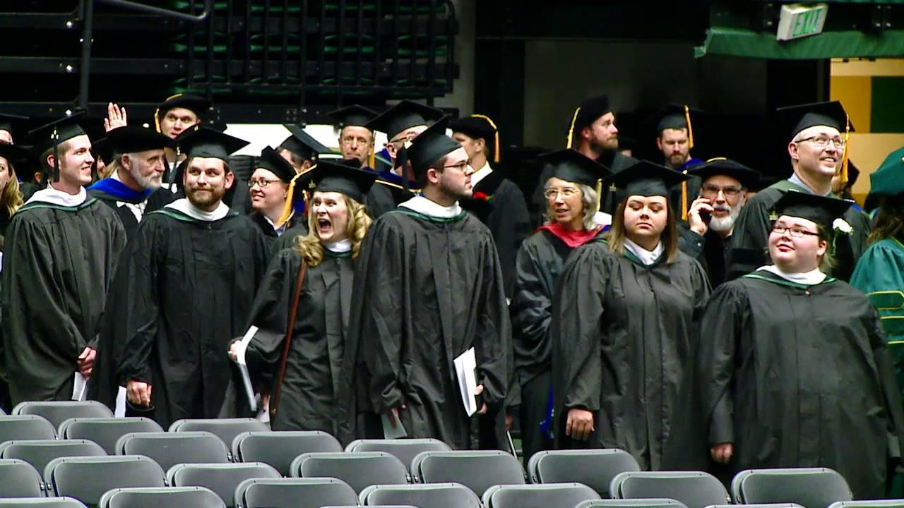 Colorado State University Graduate School Spring 2016 Commencement