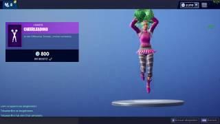 Fortnite NEU Cheerleading Tanz | Cheer Up Dance Emote 800 Vbucks FortniteShop 03.02.2019 EpicGames