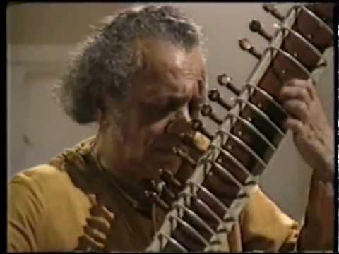 Ravi Shankar Home Concert in Delhi 2/3